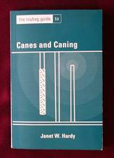 Canes and Caning by Janet Hardy  $9.95