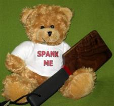 Miss Spank Me & Walnut Bottom Burner WOW $26.99