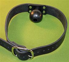 Breathable Rubber Ball Gag  -  only  $29.99