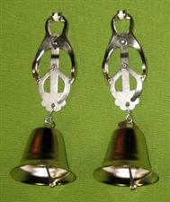 Japanese Clove Clamps with Bell  set of two  $22.95