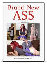 Dana Kane DVD ~ BRAND NEW ASS  over 60 minutes only $25.00