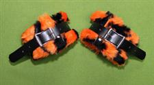 "Tiger Wrist Cuffs - 2"" Great Spanking Cuffs $22.95"