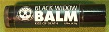Black Widow Lip Balm - Kiss Of Death - Red  $9.99, Our Price only $8.99