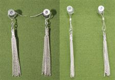 Flogger Nipple Nooses & Earring Set - Very Sexy - Save $3.00 Only $23.99