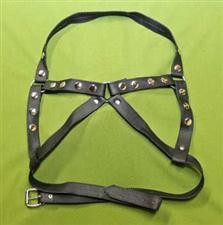 Leather Breast Harness - ONLY $29.99