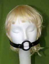 Leather Mouth Ring GAG  - A very nice gag at only  $17.99  WOW