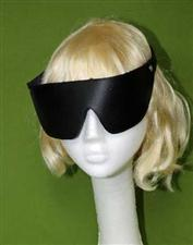 Black Leather Blindfold    Only  $13.99  A Great Value