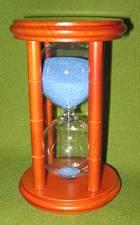 Hourglass FIFTEEN - 15 Minute Sand Timer   $24.95