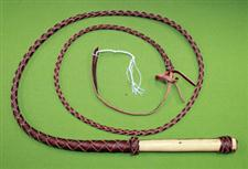 BULLWHIP in Brown Leather 6 foot ~ $31.99