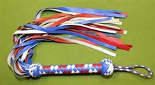 "Red, White & Blue Flogger   30""   ~   BE PROUD and Show It     $34.99"