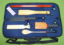Paddle Master Set with Zipper Case - Over $120.00 value for  $109.99