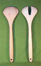 "Spanking Spoon Set - Beechwood 13""        $13.99"