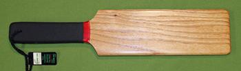 """SR Solid OAK Paddle ~ 3 1/2"""" x 16"""" x 1/2""""  $20.99"""