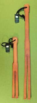 LOCHGELLY TAWSE Set - Two Awesome Straps  Save on Set Only  $34.99