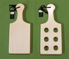 "Spyder Paddles - Two Maple Paddles 4 3/4"" x 12"" x 3/4""   $29.95"