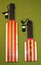 STRIPER SET  - TWO Really Nice Show Paddles $44.99