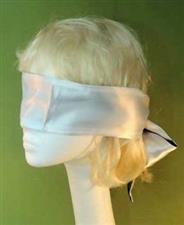 Black & White Reversible Blindfold Only  $7.99  A Great Blindfold
