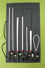 White Delrin Master's Collection - Eight Piece Set    $124.99