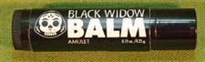 Black Widow Lip Balm - Amulet - Blue  $9.99 - NOW only $3.99