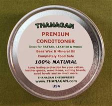 Premium Conditioner -  Four Ounce Tin - Only $8.99