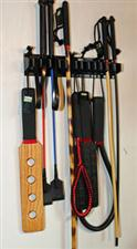 Cane & Paddle Wall Holder -  Great to Store your Toys - $10.99