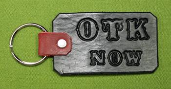 "Key Chain  -   ""OTK NOW""      Only $4.99"
