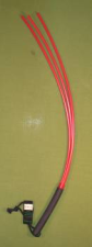 "WICKED  SISTER  3 strand 24""  -  OUCH -  only $12.99"