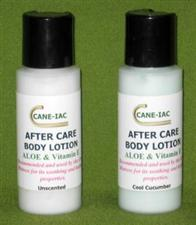 After Care Lotion Set  Unscented & Cool Cucumber 4 oz each  $9.50