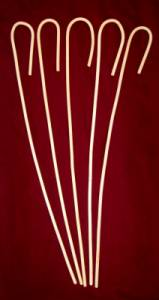 """School House Cane SR  -  Natural / Raw 5 pack 32""""   $19.99"""