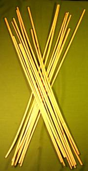 "WICKED UGLY STICKS - Kooboo Canes ""RAW"" 10 Pack  $24.99 - NOW only $19.99"