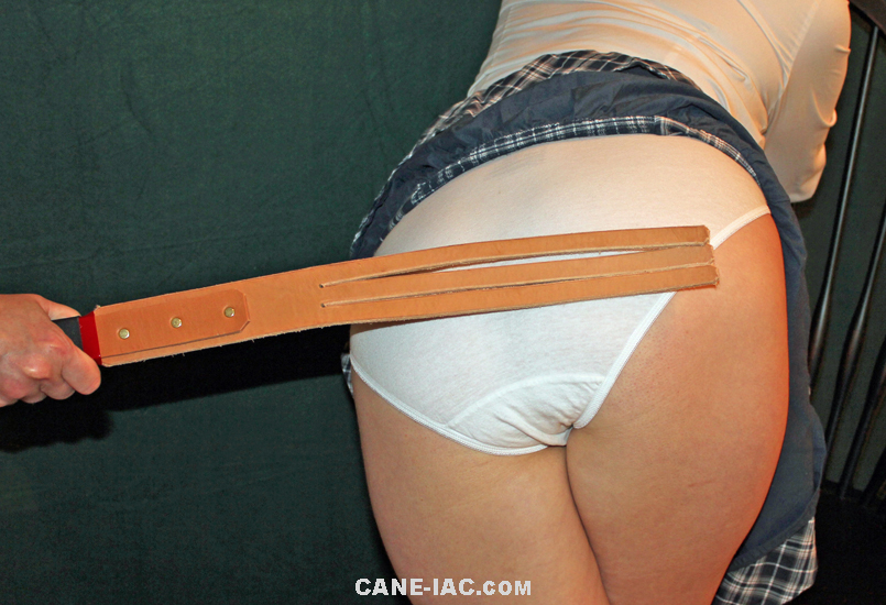 Spanked With A Tawse