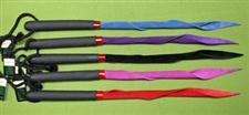 "Dragon Tongue Whip  15""  Assorted Colors   -  Great for Breast Play & CBT only  $12.99"