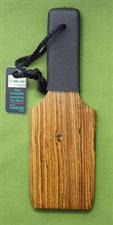 "Exotic Mighty Might - Bocote  3""  x  9"" x 1/2""   $19.99"