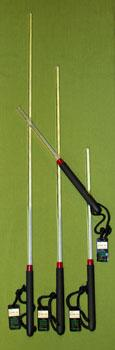 "LEXAN  Cane  SET  30"" -  20"" - 16""  & free 12"" ~ Only $49.99 save $5.00 on set"