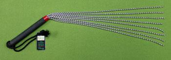 """Ball Chain Flogger - 8 Stingy 20"""" Tails a BIG OUCH -  $24.99"""