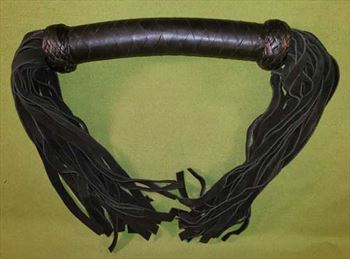 "Double Headed Flogger 36""  ~ Breathtaking and Only $37.99 now only $29.99"