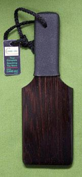 """Exotic Mighty Might - Wenge  3""""  x  9"""" x 1/2""""   $19.99"""