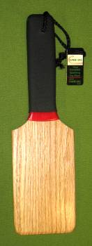 "SLIM JIM solid OAK Paddle ~ 3 1/2"" x 12"" x 1/4""  $14.99"